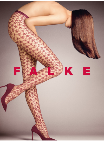 Falke Blackout Fishnet Tights