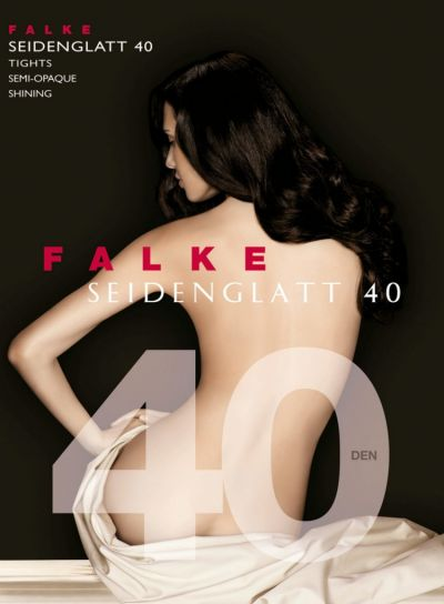 Falke Seidenglatt 40 Denier Tights Pack Image