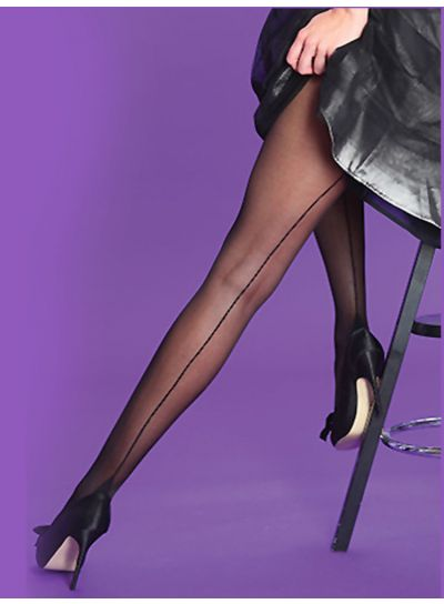 Scarlet Seamer Tights
