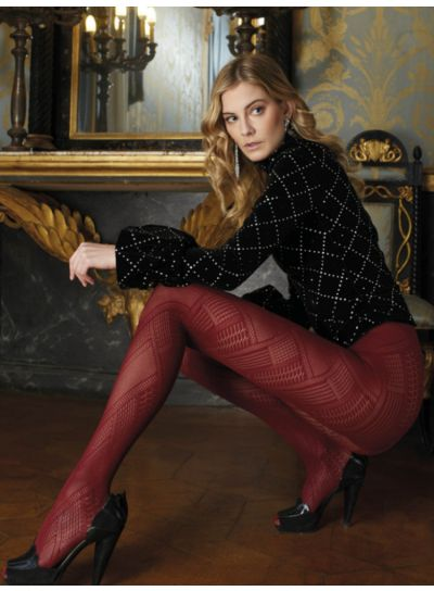 Trasparenze Soave Patterned Tights