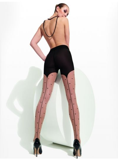 Trasparenze Malle Seamed Tights