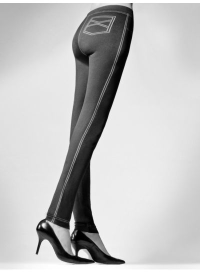 Cecilia de Rafael Texas Leggings - Hosiery Outlet