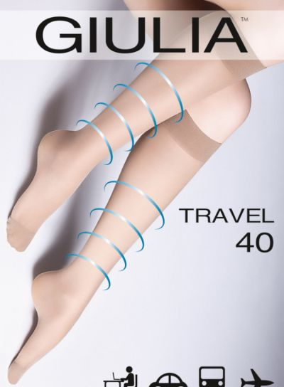Giulia 40 Travel Socks