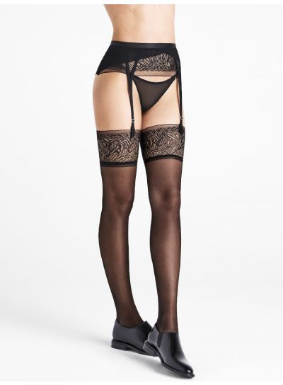 Wolford True Blossom Stockings