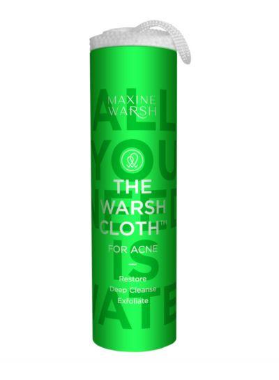 Magic Warsh Cloth: Restore, Face Wash Cloth For Acne Prone Skin