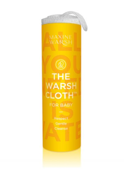 Magic Warsh Cloth: Respect, Cleansing Face Wash Cloth For Baby
