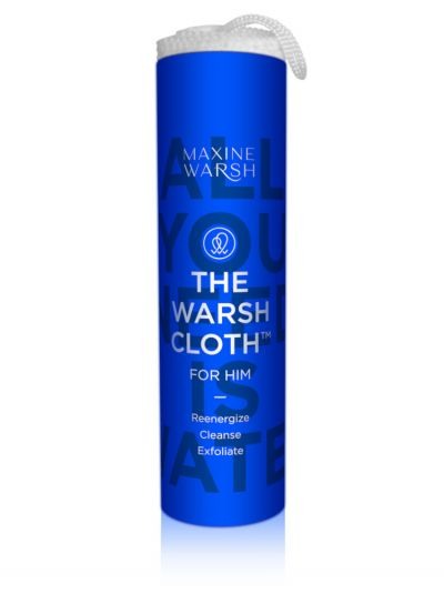 Magic Warsh Cloth: Reenergize Cleanse & Mild Exfoliate Face Wash Cloth, For Him