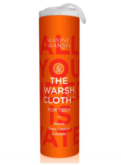Magic Warsh Cloth: Revive, Cleanse & Mild Exfoliate Face Wash Cloth For Teens