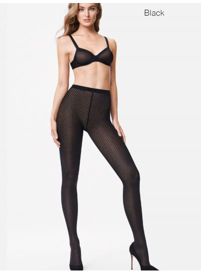 Wolford Tess Patterned Tights