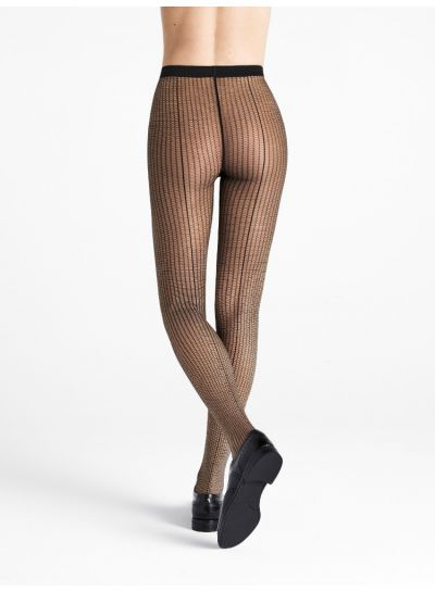 Wolford Trinity Patterned Tights