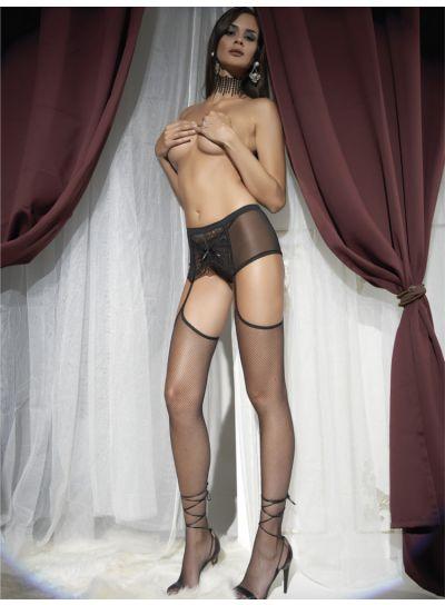 Trasparenze Zoia Strip Panty
