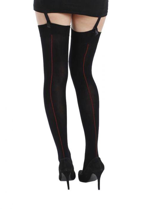 0738bd704 pamela-mann-80-denier-seamed-stockings