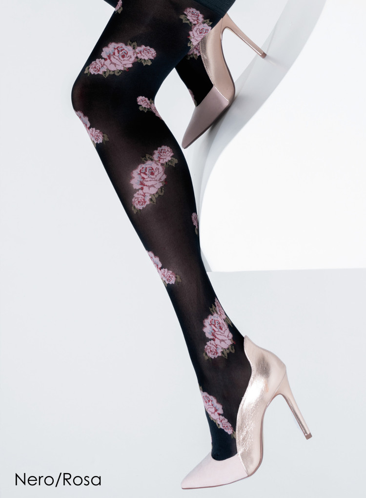 Trasparenze Floral Gerico Tights