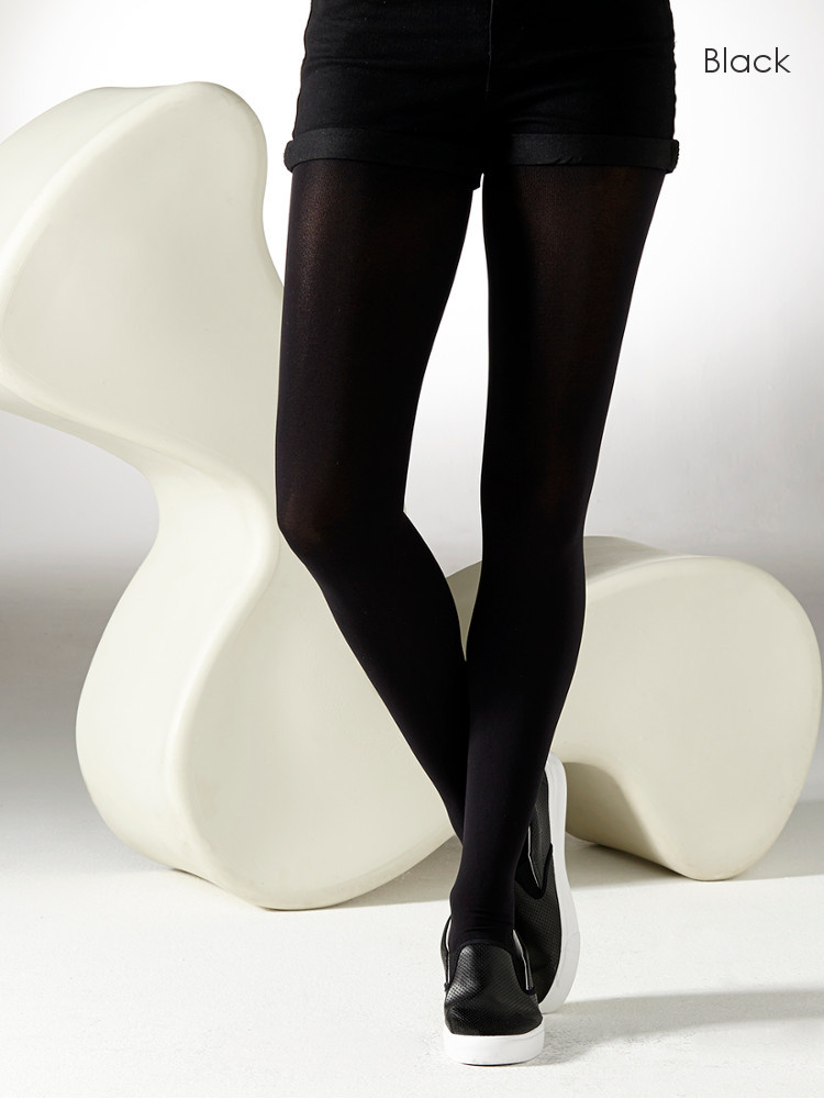 1733c47f195ed Gipsy 100 Denier Luxury Opaque Tights, Available in XL | eBay