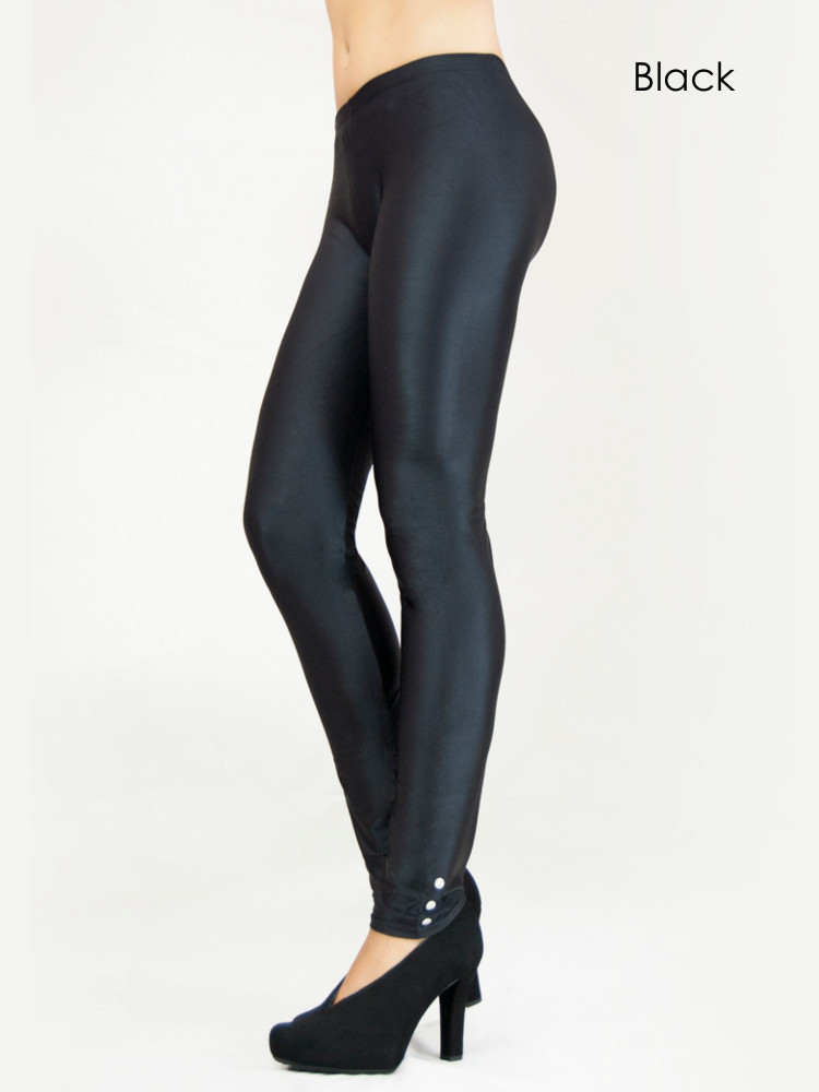 Cecilia de Rafael Super High Shine Leggings