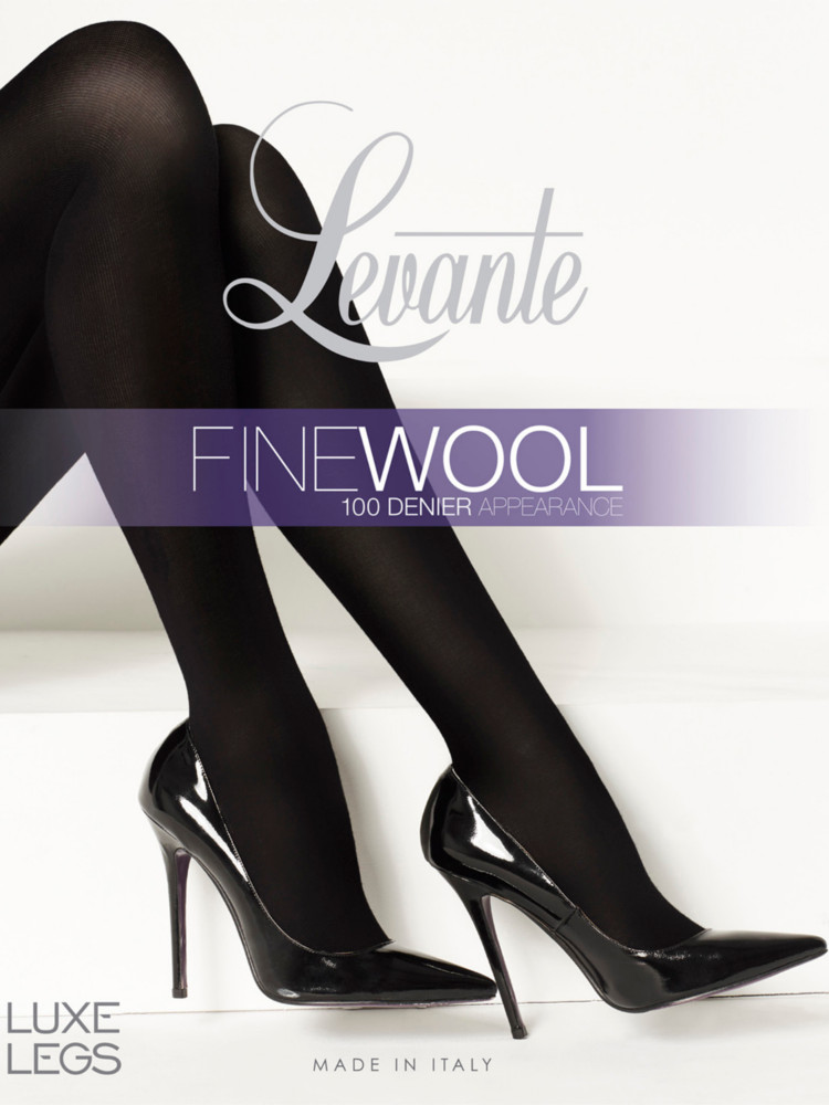 Levante Fine Wool Tights