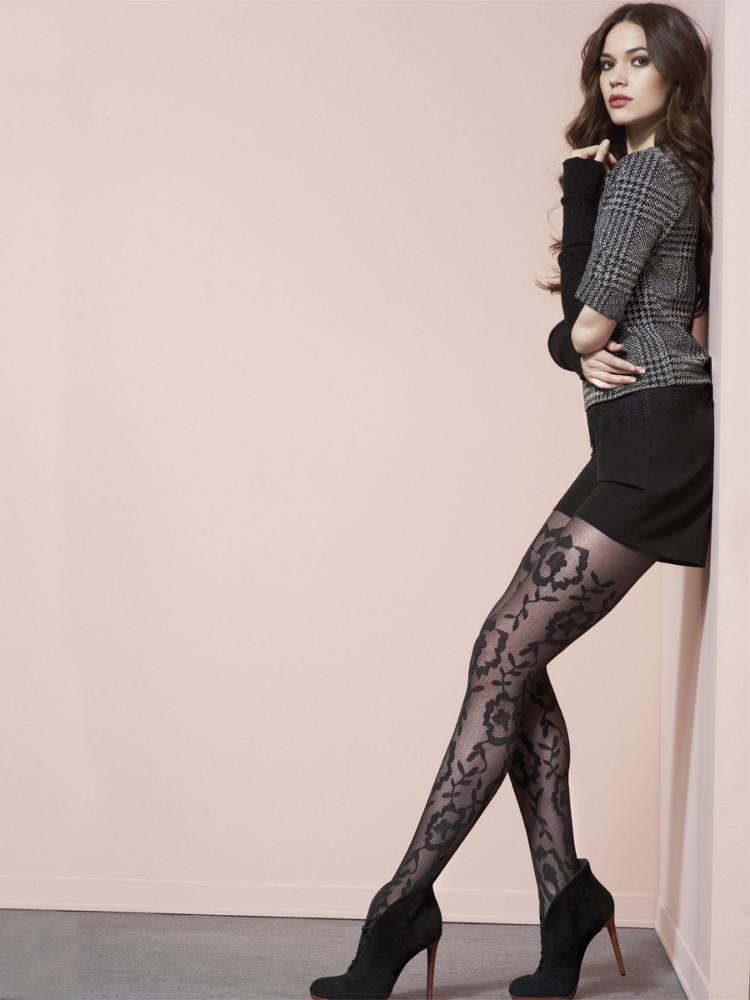Oroblu Lorelie Lace Tights