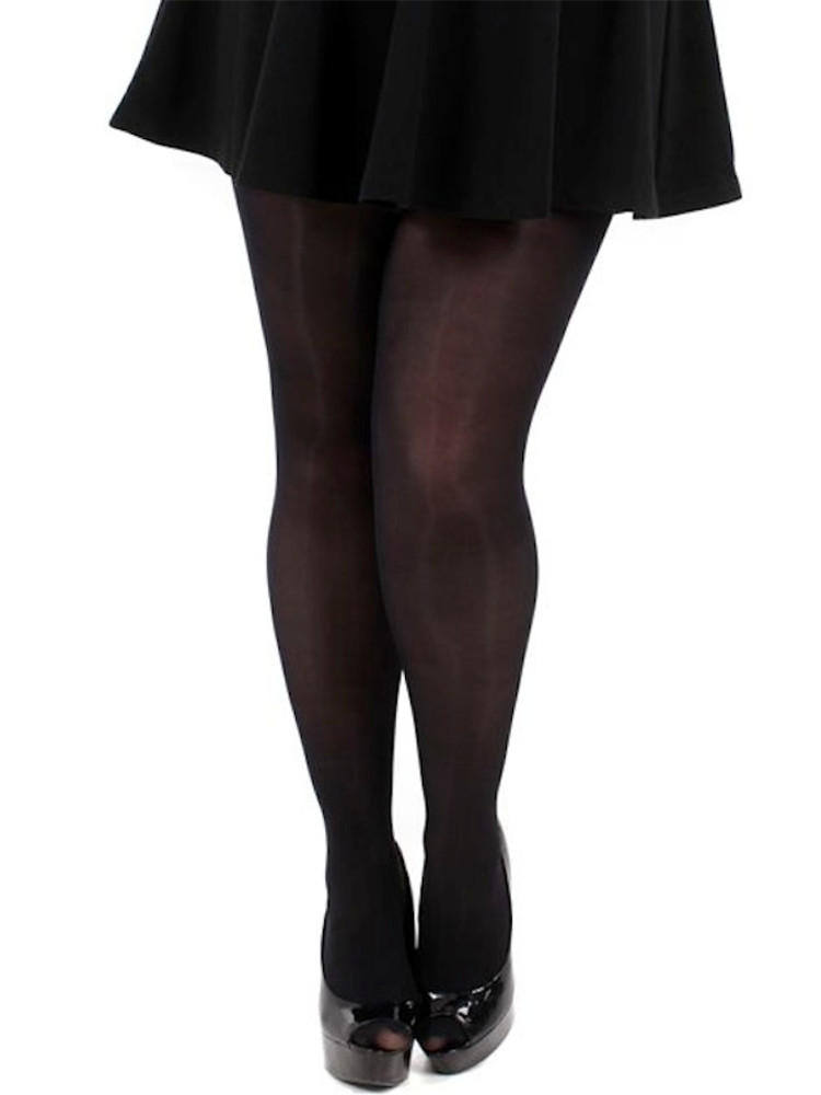 """BARGAIN 3 for the Price of 2, Pamela Mann 80 Denier Opaque Tights, Sizes M, XL, XXL, XXXL - Hosiery Outlet"""