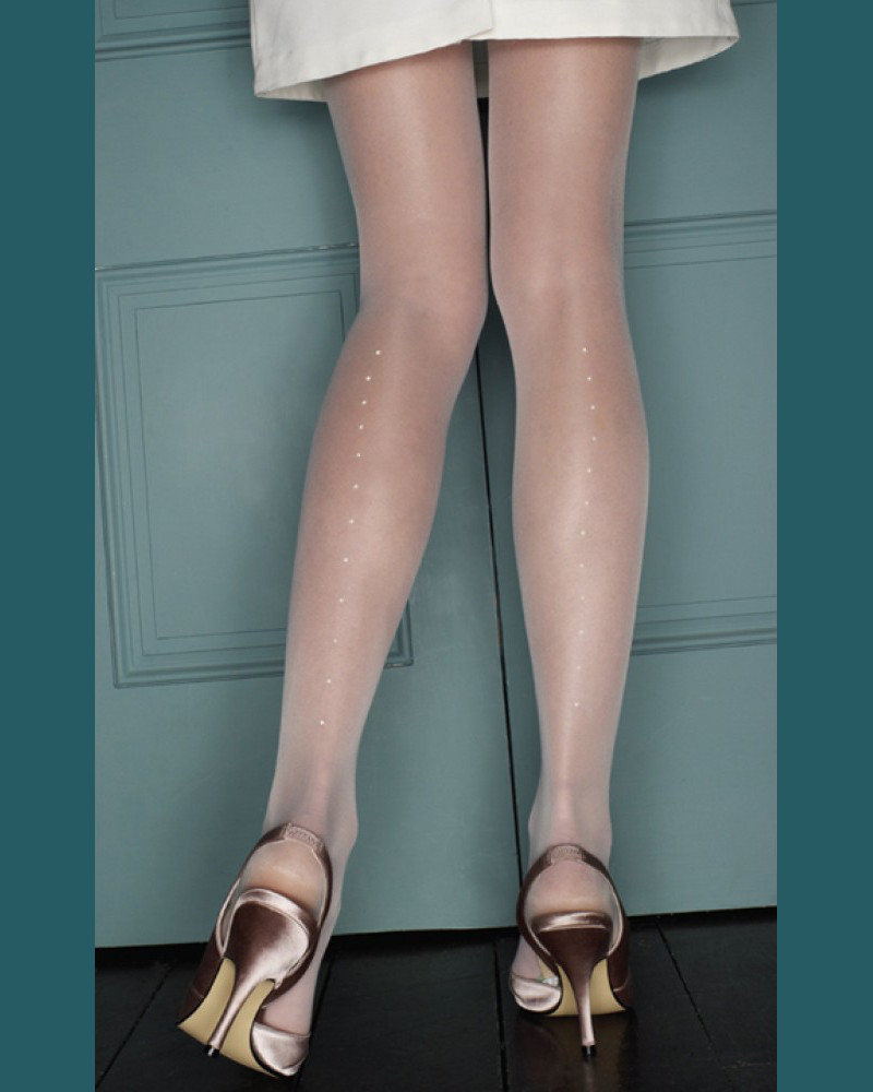 Charnos Pearl Backseam Luxury Tights