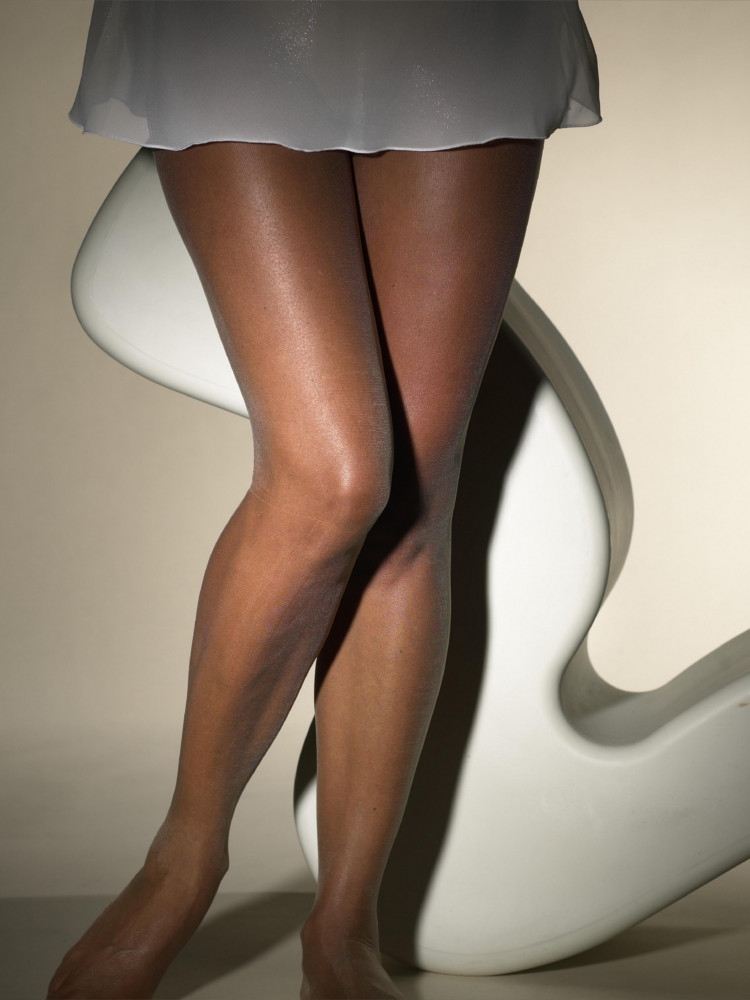 90326ee890f63 Details about Gipsy Sheer Smooth Knit Tights Available in XL & XXL, Sheer  Everyday Pantyhose