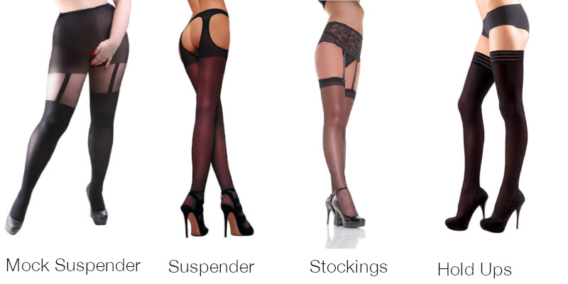 types of tights