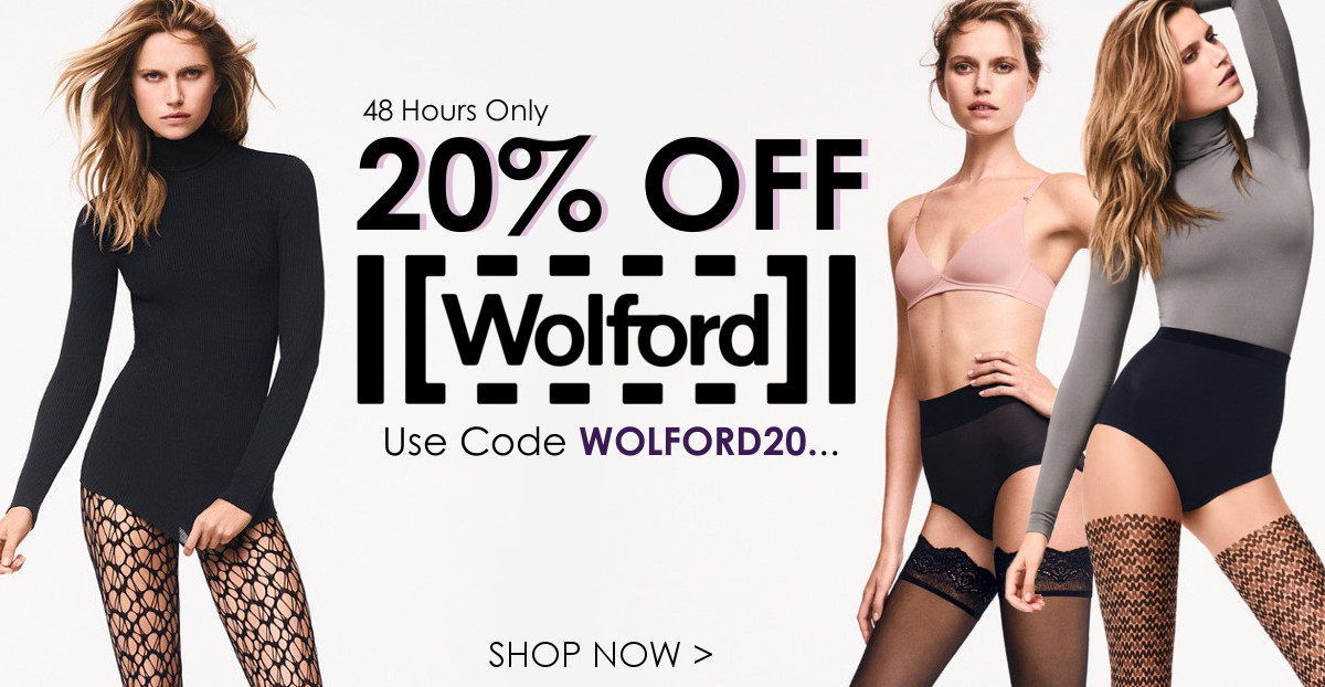 20% Off Wolford