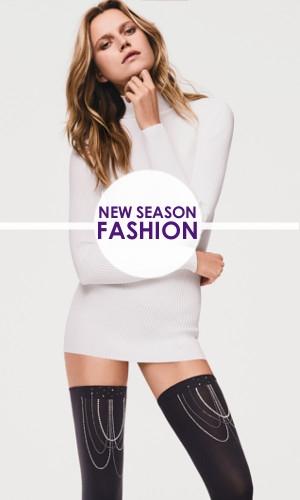 new season fashion tights