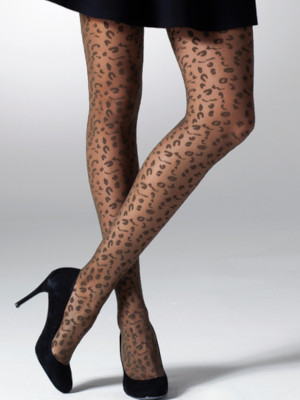 Gipsy Leopard Tights