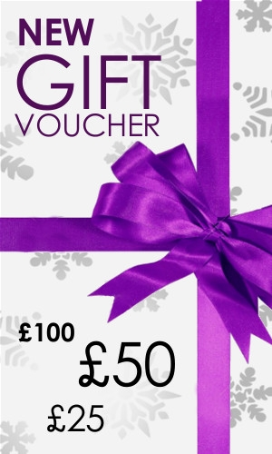 Gift Voucher Now Available
