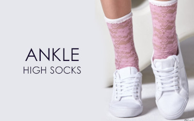 ankle high socks