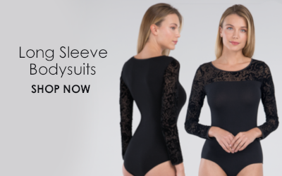 long sleeved bodysuits