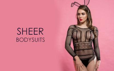 sheer bodysuits