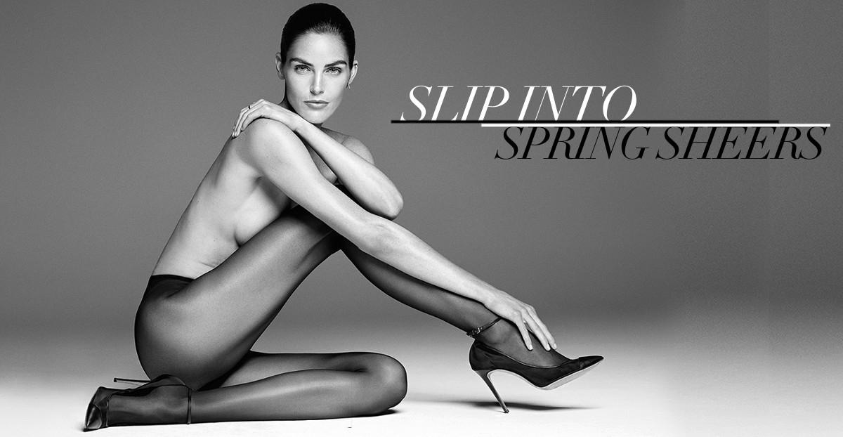 spring sheer tights
