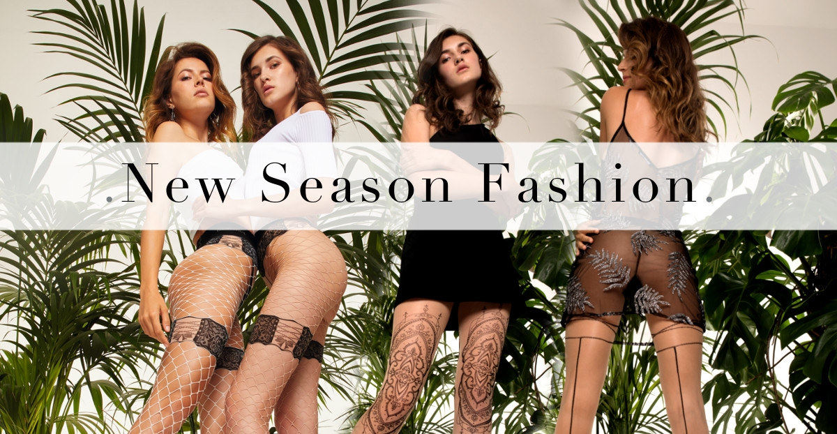 fashion tights for spring summer 2018