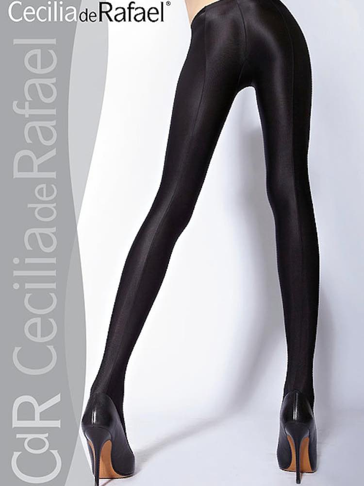 Image of Cecilia de Rafael Uppsala Tights-Rouge Red-S/2