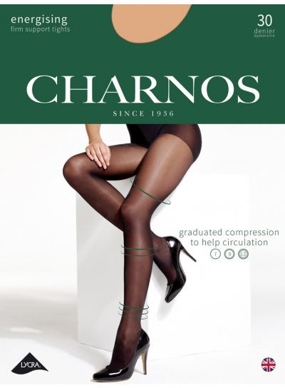 Charnos Firm Energising Compression Support Tights