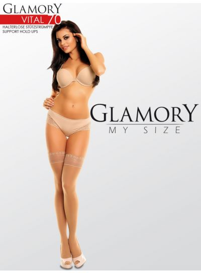 Glamory Vital 70 Support Stay Ups