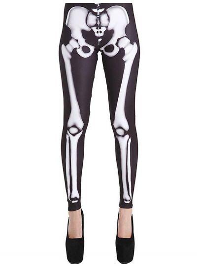 Pamela-Mann-Skeleton-Leggings