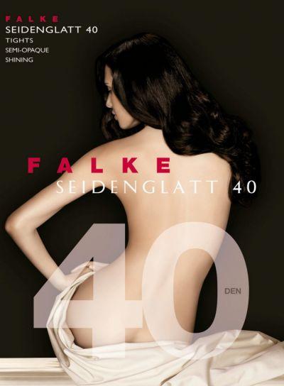 Falke Seidenglatt 40 Denier Tights Pack Image
