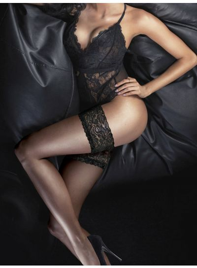 Couture-Ultra-Gloss-Lace-Top-Hold-Ups-zoom