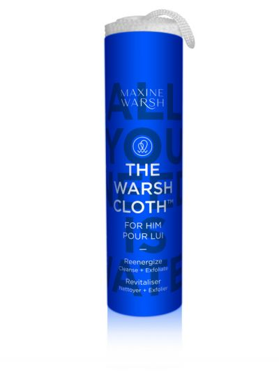 Magic Warsh Cloth: New Re-energize Cleansing Face Wash Cloth, For Him - Hosiery Outlet