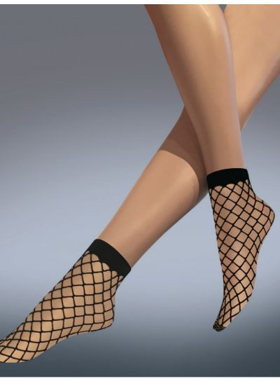 Silky-Whale-Net-Ankle-Highs