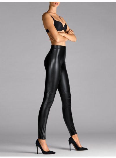 Wolford-Estella-Leather-Leggings