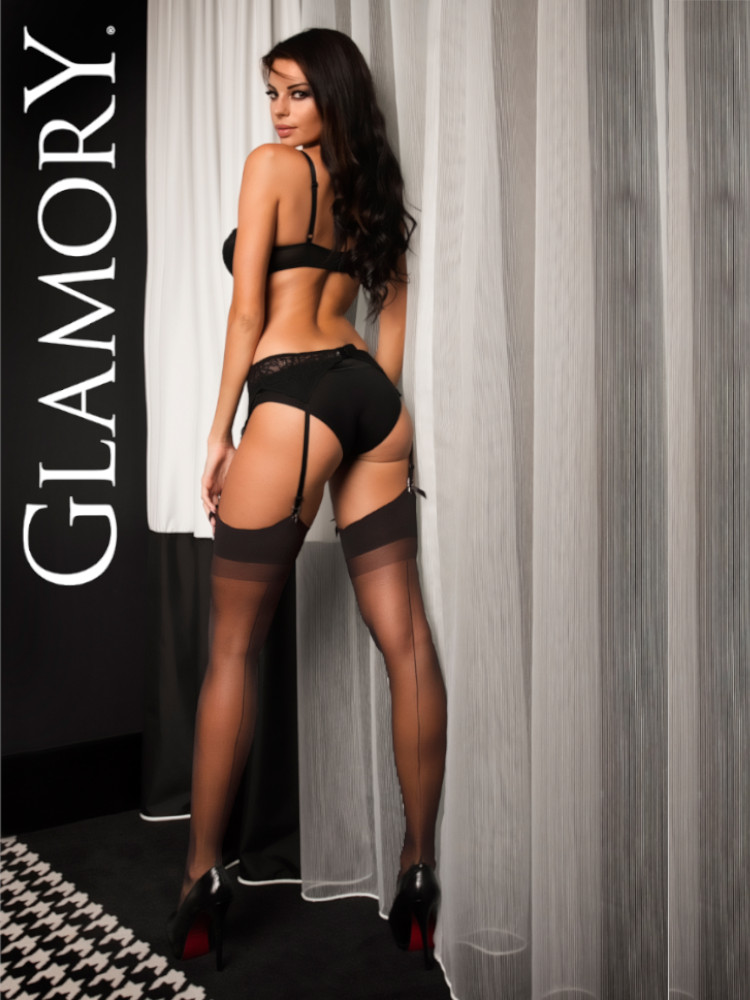 Delight 20 Seamed Stockings,  Xl 4xl
