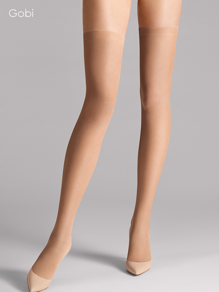 2b782766c4d Wolford Fatal 15 Seamless Stay Ups