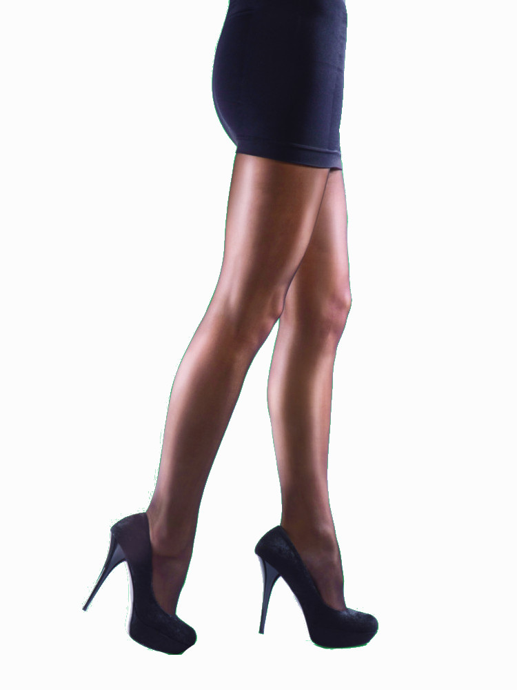 Image of Silky Super Shine Sheer Tights-Large-Bronze